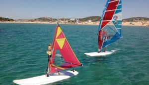 Level 1  Windsurf PRINCIPIANTI